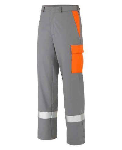 Formula Madrid_Bundhose_grau-orange