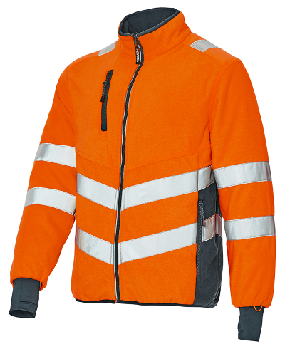 Fleecejacke_orange-grau_800x980px